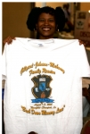 Family Reunion Tee-Shirt with Family Crest