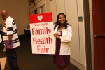Dr. Gretchen Petterway  Health Fair Coordinator